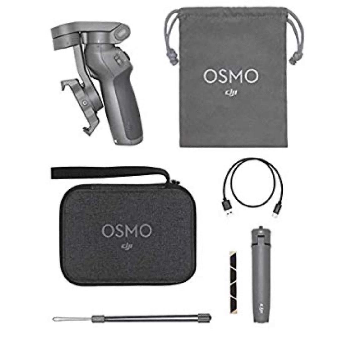 Stabilisateur DJI Osmo Mobile 3 Combo