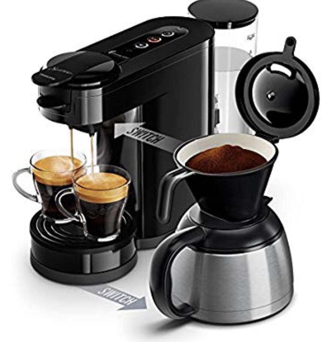 Machine à café philips Senseo switch HD6592/61