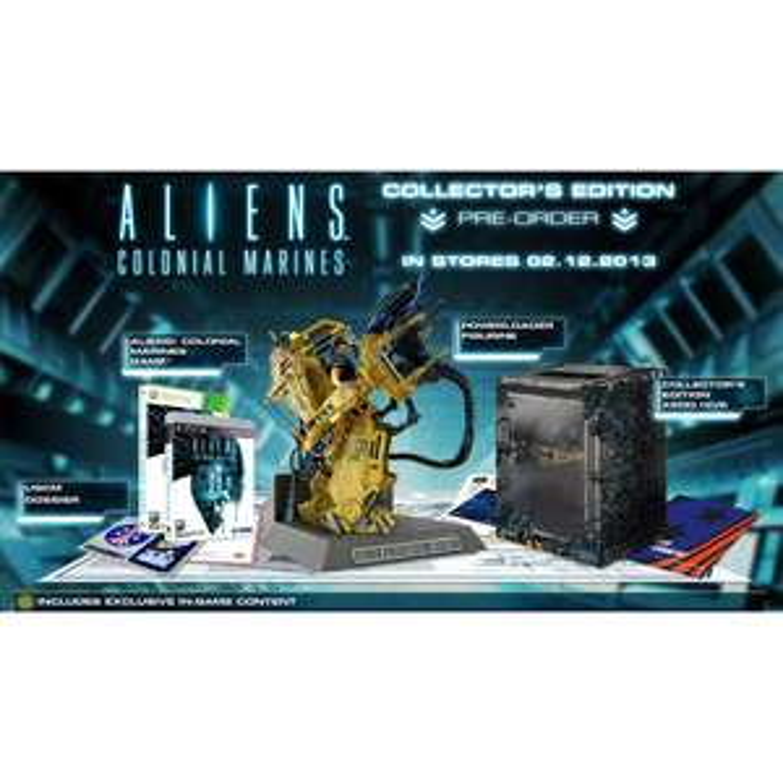 Aliens Colonial Marines - Edition collector sur PS3, XBOX 360 et PC