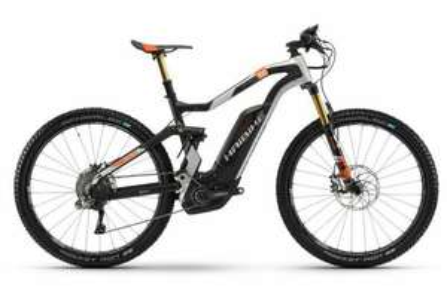 """VTT électrique 27.5"""" Haibike Xduro FullSeven Carbon 10.0"""