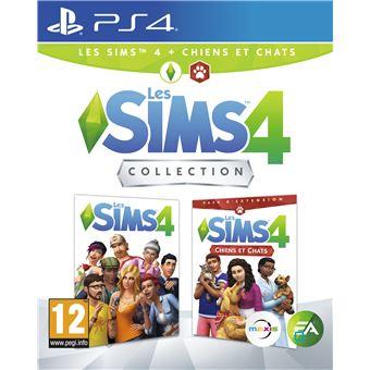 Les Sims 4 + Les Sims 4 Chiens et chats Collection sur PS4 & Xbox One