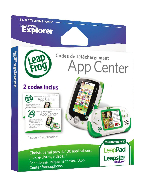 [Panier Plus] Cartes de téléchargement Leapfrog - 88150à