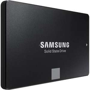 "SSD Interne 2.5"" Samsung 860 EVO - 1To (89€ avec le code WELCOME 109)"