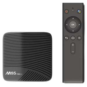 Box TV Android MeCool M8S Pro - S912, 3 Go de RAM, 16 Go, Android 7.1