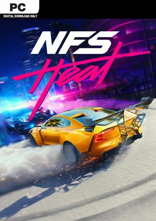 [Précommande] Need for Speed: Heat sur PC (Dématérialisé - Origin)