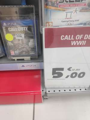 Call of Duty WWII sur PS4 - Bailleul (59)