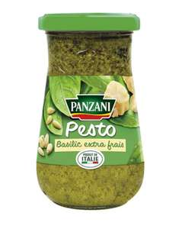 3 Sauces Pesto Panzani (via ODR Shopmium de 1.11€)