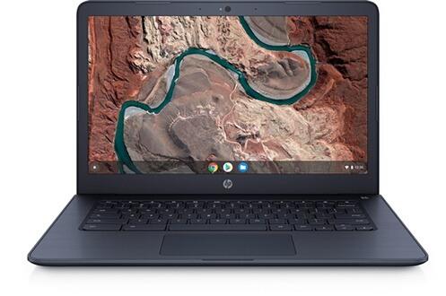 "PC portable 14"" Hp Chromebook 14-db0010nf - 1366 x 768, AMD A4-9120, 4 Go de RAM, eMMC 64 Go"