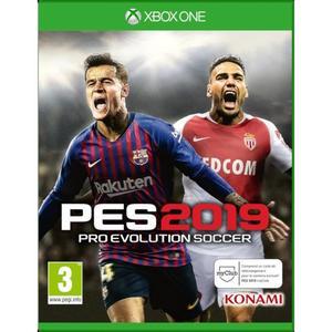 Pro Evolution Soccer (PES) 2019 sur Xbox One (frais de port inclus, vendeur tiers)