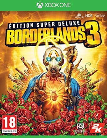 Borderlands 3 Edition Super Deluxe sur Xbox One