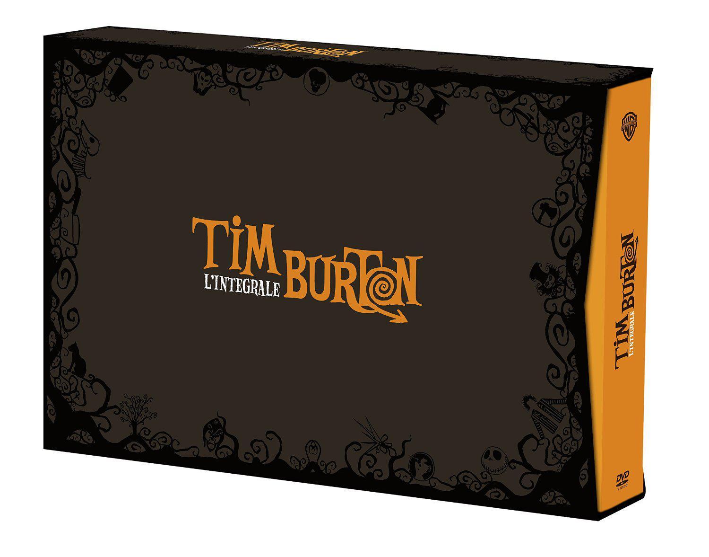 Coffret DVD Tim Burton - L'intégrale Edition Limitée (17 films)