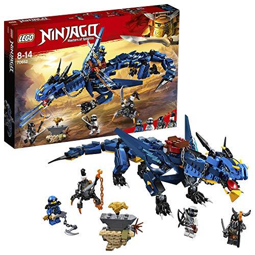 LEGO Ninjago - Le dragon Stormbringer - 70652