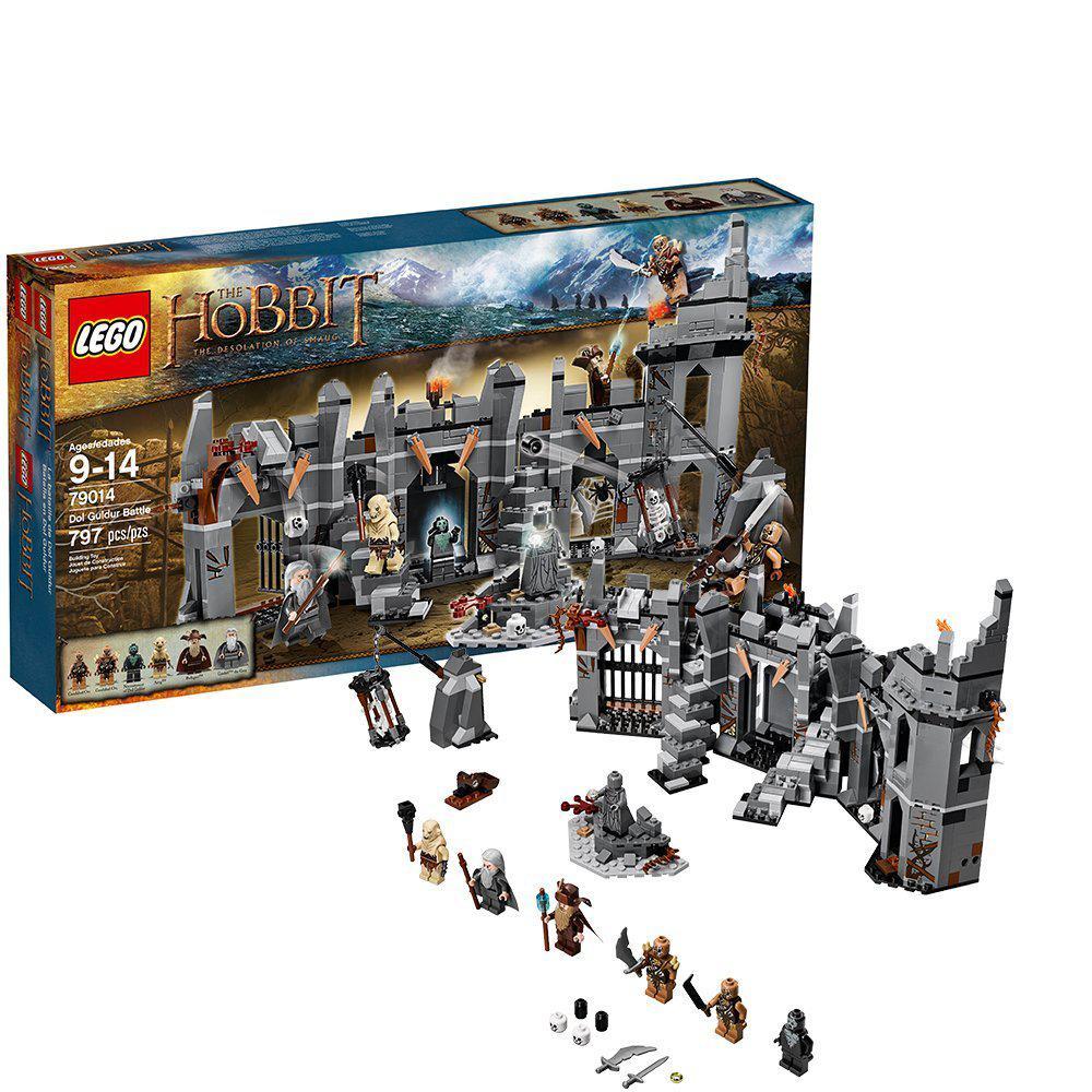 Jeu Lego The Hobbit 79014 - La Bataille De Dol Guldur