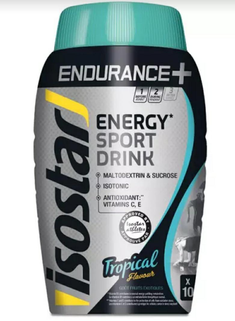 Boisson isotonique Isostar Endurance+ 790g - NOZ Englos (59)