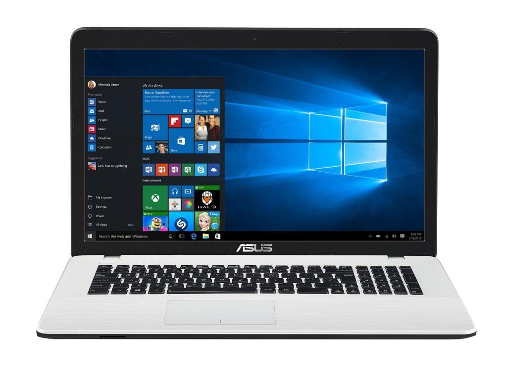 "PC portable 17,3"" Asus Premium K751LX-TY077T : i5U, 1 To HDD, 6 Go RAM, GTX 950M"