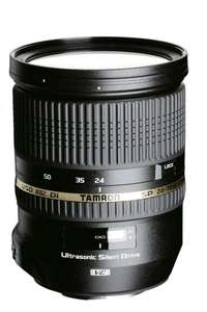 Objectif Tamron SP 24-70 mm F/2,8 Di VC USD - Monture Canon