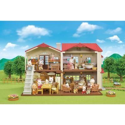 Sylvanian Family - 5302 - La Grande Maison Éclairée