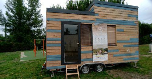 Une nuit gratuite en Tiny House (Maison) Écologique - Montauban (82)