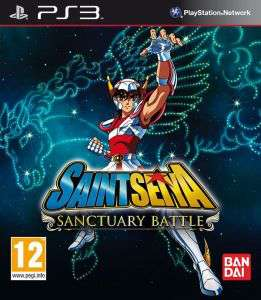 Saint Seiya Sanctuary Battle PS3