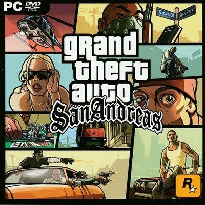 Grand Theft Auto: San Andreas Gratuit sur PC pour le téléchargement du launcher Rockstar Games (dématérialisé)