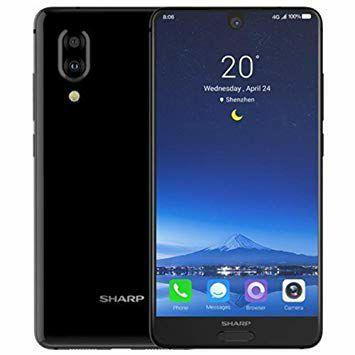 "Smartphone 5.5"" Sharp Aquos C10 - 4 Go de Ram, 64 Go, Version Internationale"