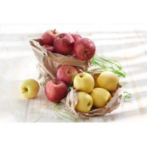 2 kg de Pommes Gala ou Golden Delicious (origine France)