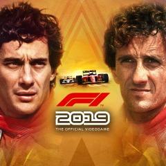 F1 2019 Legends Editon Senna et Prost sur PS4 (Dématérialisé)