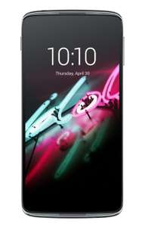 "Smartphone 5.5"" Alcatel OneTouch Idol 3 - 16Go, Gris (Via ODR 30€)"