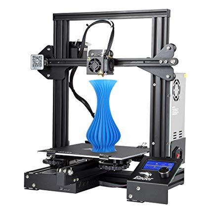 Imprimante 3D Creality Ender-3 - avec bobine de filament 5 m (entrepôt DE)