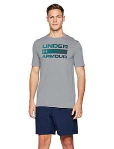 T-shirt Homme  Under Armour UA Team Issue Wordmark SS (Taille S)