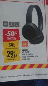 Casque sans-fil Bluetooth T560BT  - Noir