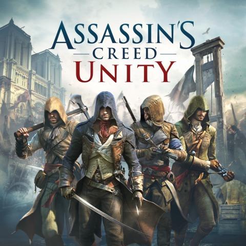 Assassin's Creed Unity sur PS4 (Dématérialisé)