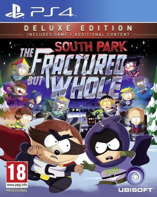 South Park : L'Annale Du Destin - Edition Deluxe sur PS4 + jusqu'à 1,50€ de SuperPoints