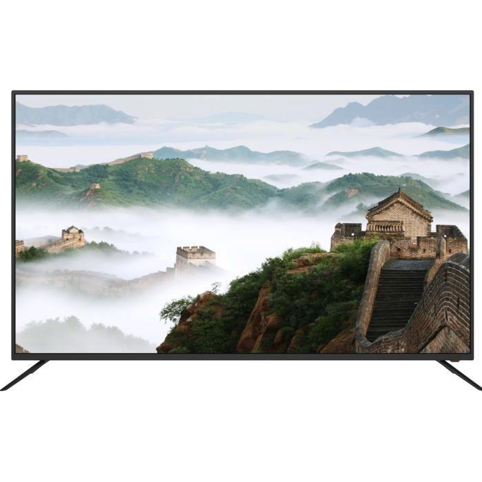 """TV 58"""" Continental Edison CELED584K19B6 - LED, 4K UHD"""