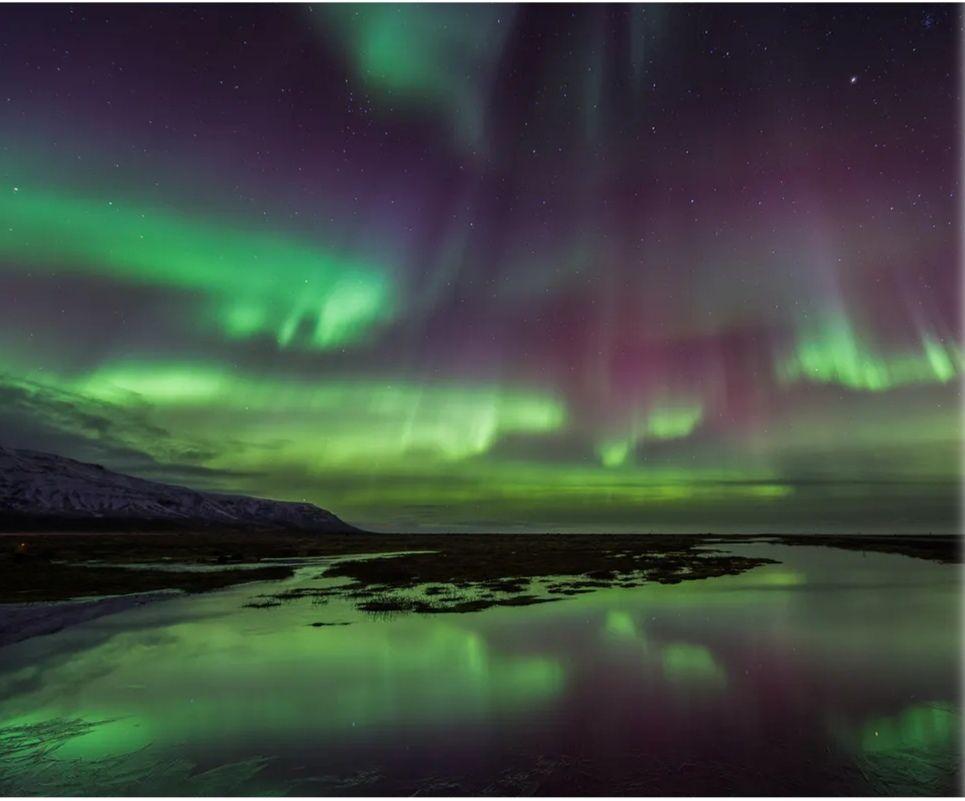 Vols A/R Paris (ORY) <-> Reykjavik (Keflavik) Islande du 26 novembre au 3 décembre 2019
