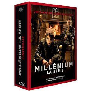 Millenium la série, intégrale, 4 Blu-ray