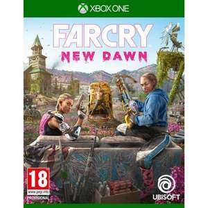 Far Cry New Dawn sur Xbox One