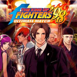 Jeu The King of fighters 98 Ultimate match sur PS4 (Dématérialisé)
