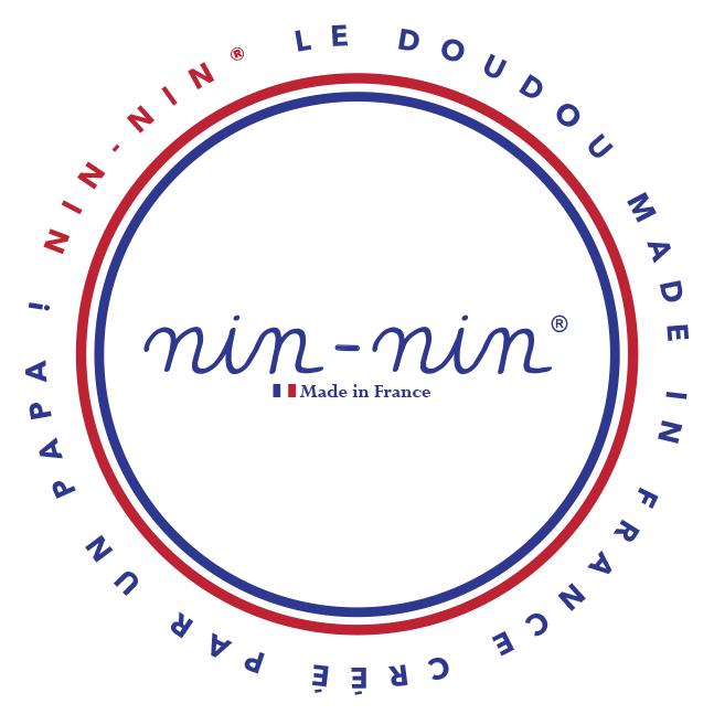 10% de réduction sur les doudous personnalisables (nin-nin.fr)