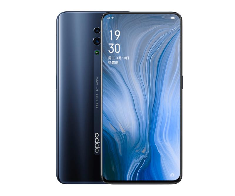 """Smartphone 6.4"""" Oppo Reno - Double SIM, 256 Go, 6Go de RAM (Noir ou Vert Ocean)"""