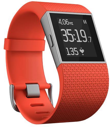 Jusqu'à 50€ de réduction sur les articles connectés Fitbit - Ex : Bracelet connecté Fitbit Surge