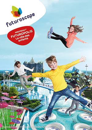 Sélection de billets pour le parc d'attractions Futuroscope du 20/09 au 03/11 en promotion - Ex : billet 1 jour Enfant à 26€ / Adulte à 31€