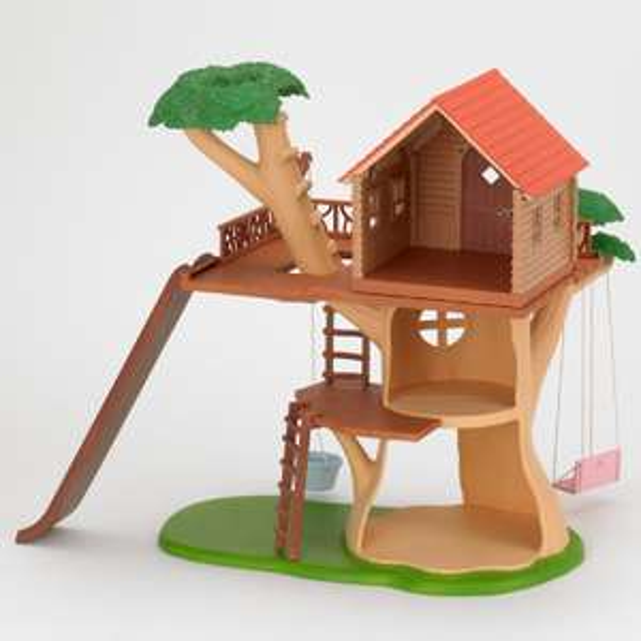 Sélection de produits en promotion - Ex : maison pour figurines Sylvanian Families Cabane dans les Arbres 4618