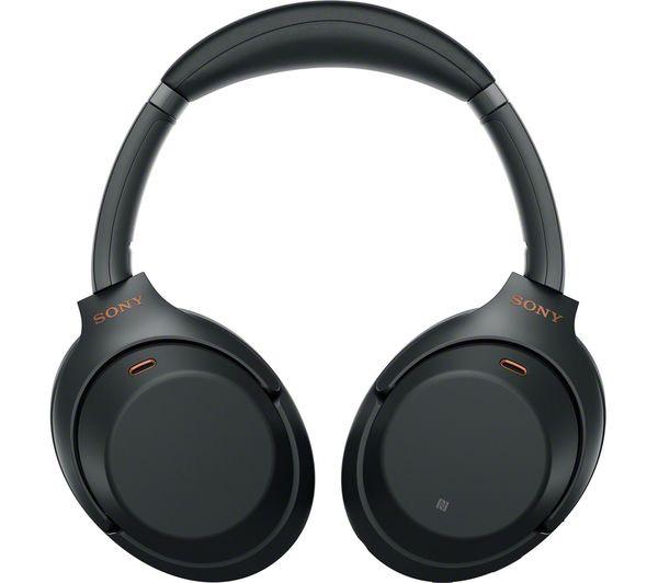 Casque sans-fil à réduction de bruit Sony WH1000-XM3 - Bluetooth (Frontaliers Suisse)
