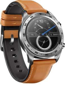 Montre Connecée Honor Watch Magic - GPS, AMOLEd, Noir, Marron, Argent (sotel.de)