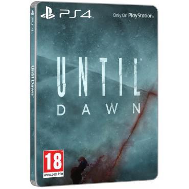 Until Dawn Edition Spéciale sur PS4