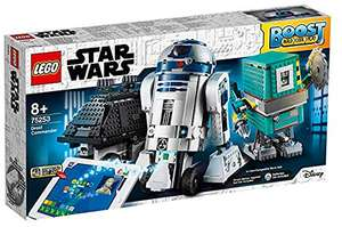 LEGO Star Wars - Commandant des Droïdes - 75253