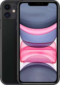 """Smartphone 6.1"""" Apple iPhone 11 - 64 Go (Frontaliers Luxembourg)"""