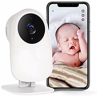 Caméra de surveillance Nooie - WiFi, 1080P, Vision Nocturne, Détection de Mouvement (Vendeur tiers)