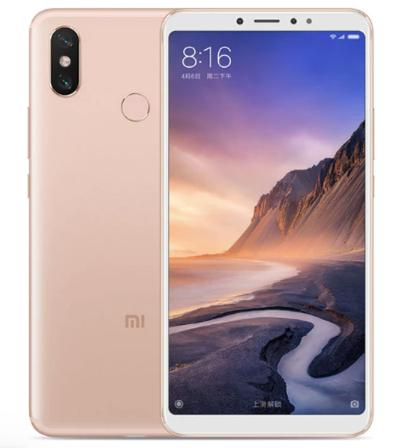 """Smartphone 6.9"""" Xiaomi Mi Max 3 - 64Go, 4Go de Ram (B20)"""